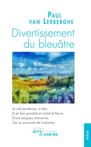 Divertissement du bleuâtre